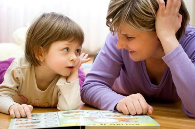 cara mendidik anak yang baik