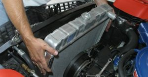 Harga service radiator mobil